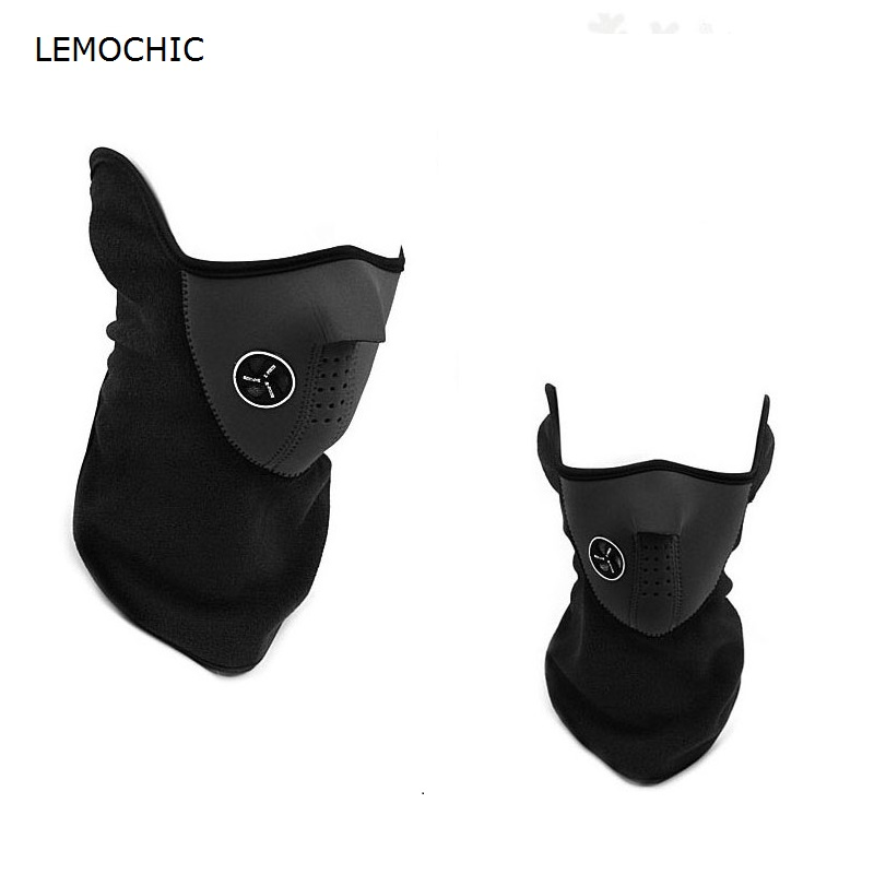 LEMOCHIC new outdoor mountaineering autumn cycling face mask scarf windproof dustproof cold-proof motorcycle bike ski coverchief