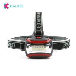 Mini 6LED Headlamp Headlight 3