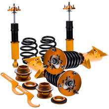 цена на Coilovers for BMW 3 Series E36 M3 316 318 320 323 325 328 Coilover Struts Sedan Coupe Shocks Absorber Suspension Damepr Force