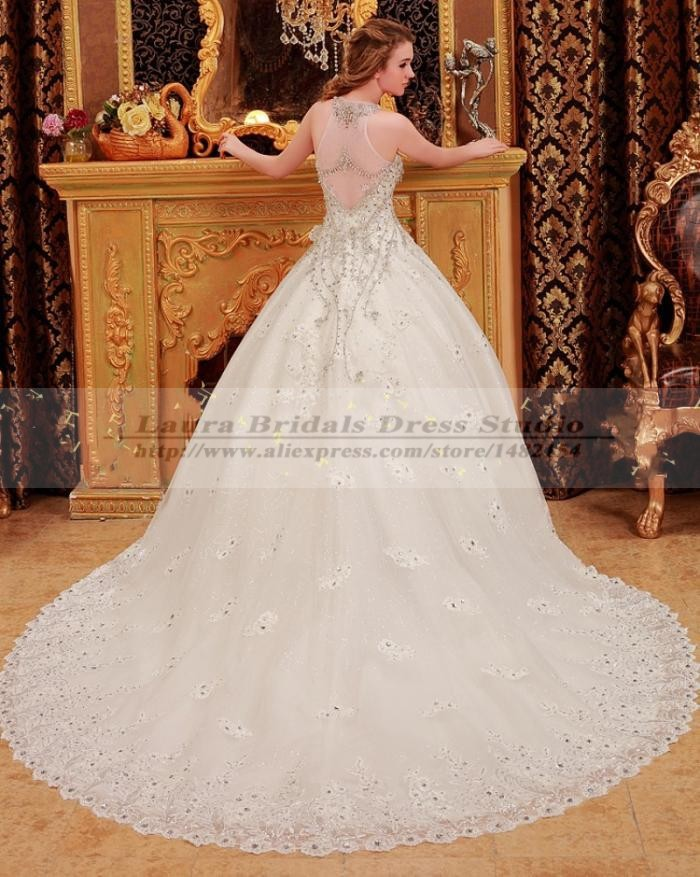 Vestido de noiva vintage pnina tornai ball gown wedding for Western vintage wedding dresses