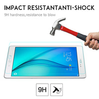 Tempered Glass Screen Protector For Samsung Galaxy Tab A T550 T551 T555 9 7 Film Clear