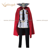 Kisstyle Fashion Final Fantasy Type 0 Machina Summer Uniform COS Clothing Cosplay Costume,Customized Accepted
