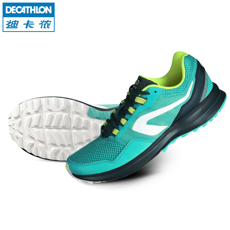 Decathlon KALENJI Running Shoes For Woman Sports Shoes Mesh Air Running Shoes Breathable Women Girls Mesh Sport Running Shoes minika fashion air mesh shoes women breathable
