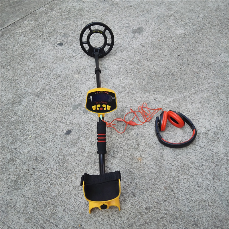 MD-3010II underground metal detector treasure metal detector underground metal exploration gold and silver copper