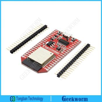 Official Geekworm ESP32 Development Board WiFi+Bluetooth Low Power Consumption Dual Cores ESP32S ESP-WROOM-32 Similar ESP8266 belt
