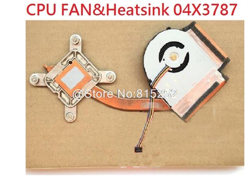 Laptop CPU Fan&Heatsink For LENOVO For Thinkpad T430 T430I 04X3788 04X3787 SF10E38117 KSB0405HA-BE1L New 11 1v 94wh battery for lenovo thinkpad 45n1007 45n1006 t430 t430i t530 t530i w530 sl430 sl530 l430 l530 45n1010 45n1173 45n1001