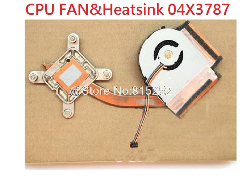 Laptop CPU Fan&Heatsink For LENOVO For Thinkpad T430 T430I 04X3788 04X3787 SF10E38117 KSB0405HA-BE1L New cpu fan new for ibm lenovo thinkpad r61 r61e r61i with heatsink 42w2779 widescreen