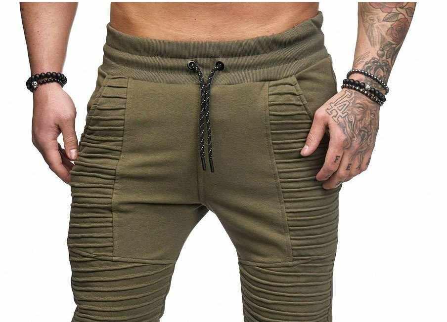 Осенние Брендовые мужские штаны в стиле хип-хоп шаровары, штаны для бега, штаны 2019 мужские длинные штаны, модные джоггеры, складные штаны, спортивные штаны черного и серого цвета