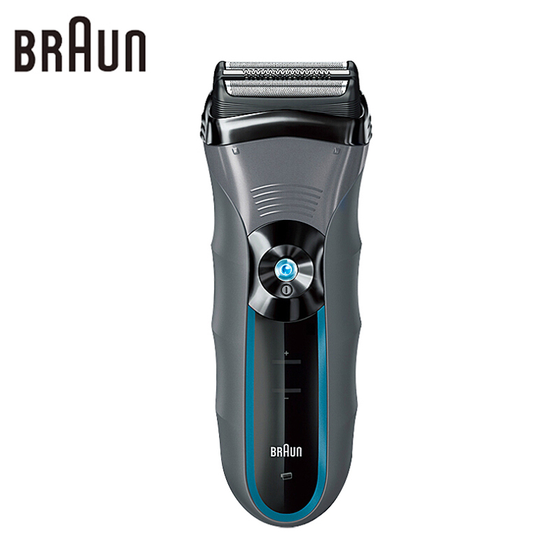 Braun CruZer6 Electric Shavers Electric Razors for Men Washable Reciprocating Blades Face Care Quick Charge braun electric shavers 5030s rechargeable reciprocating blades high quality shaving safety razors for men