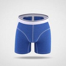 Man underwear spot men's boxer cotton men wear underwear norcotton boxershorts men head lengthening leg classic underpants