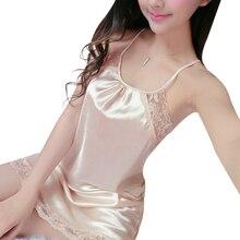 Nightwear Women Lady Silk Camisoles