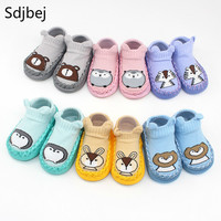 Cartoon Three-dimensional Ear Baby Boat Socks Cott ...