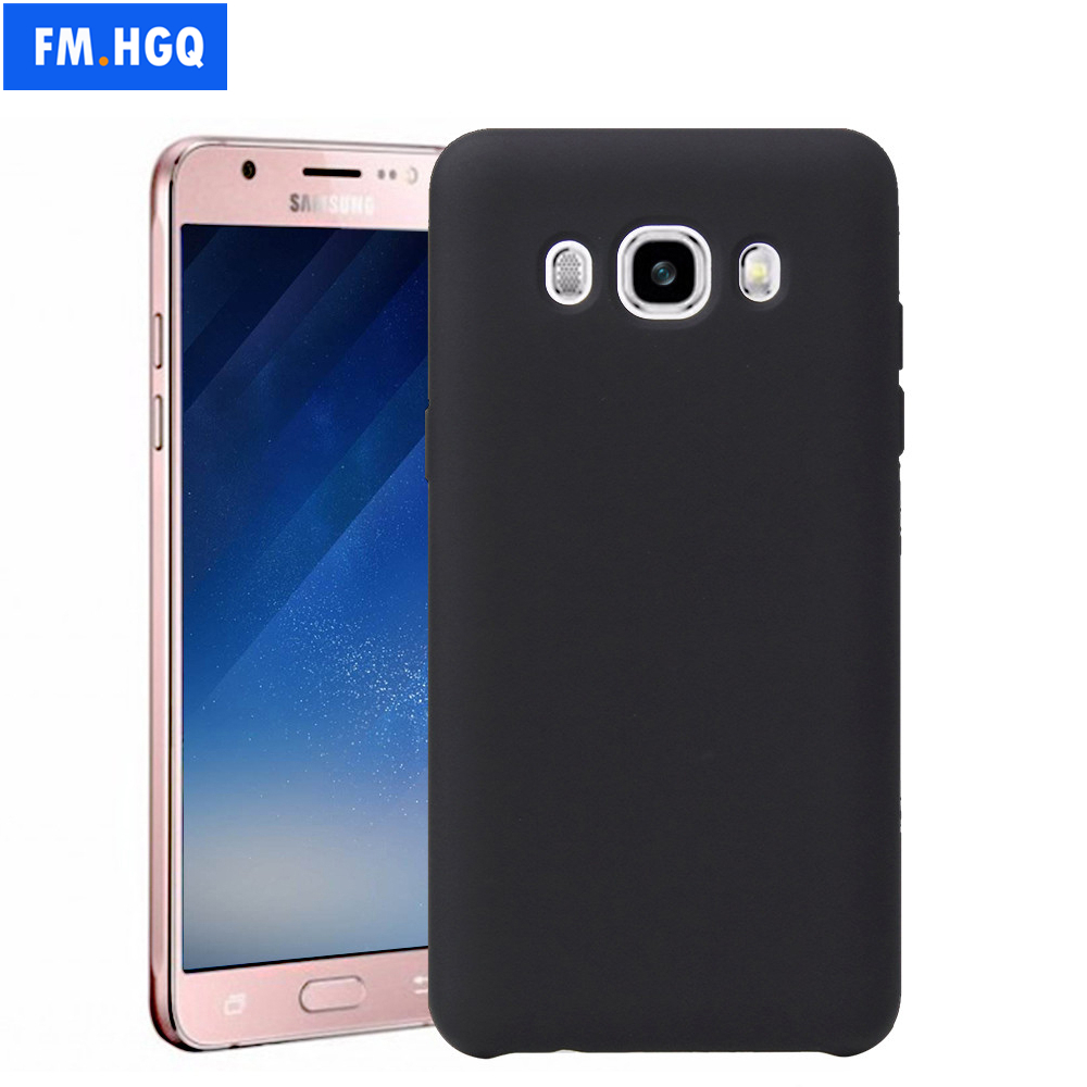 Liquid Silicone Case for <font><b>Samsung</b></font> Galaxy J7 J5 J2 <font><b>2016</b></font> J710 <font><b>J510</b></font> Gel Rubber Phone Cover Protective Case for <font><b>Samsung</b></font> J210 Coque image