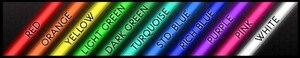 Image 3 - 새로운 사용자 정의 그것은 모두 꿈 블루 화이트 레드 핑크 딥 블루 퍼플 청록색 녹색 노란색 유리 네온 라이트 맥주 바