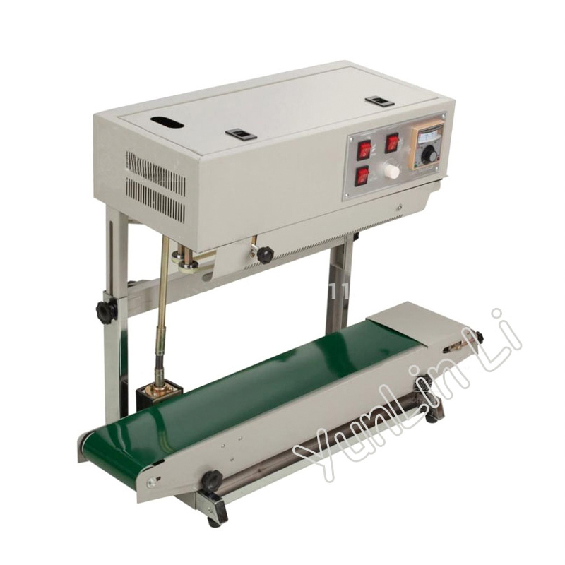 Vertical Sealing Machine For Plastic Bag Popular Sealer Welding Machine For Liquid Or Paste Package Able To Print Date FR-900