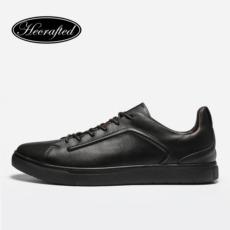 кровать franklin full size size 37~47 full grain leather men casual shoes 2017 Hecrafted fashion comfortable men shoes #AB501