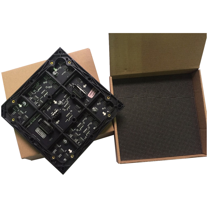 RGB P2.5 SMD 64*64dots Indoor Led Module 160*160mm 1/32 Scan 3in1 Full Color Led Screen For Video Wall Led Panel