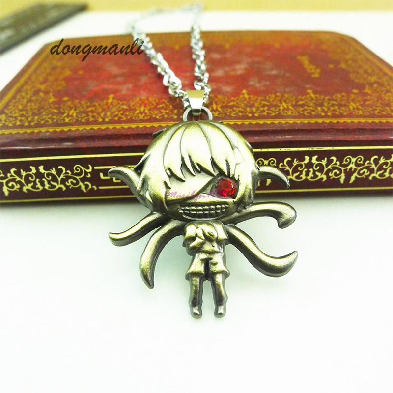 MF0242 Hot Anime Tokyo Ghoul Kaneki Ken Pendant&Necklace jewelry accessories