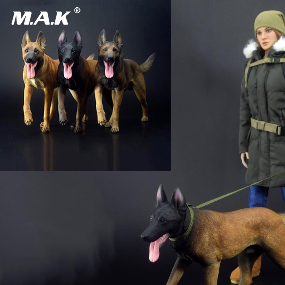 1/6 Scale Collectible Action Figure Scene Accessories TC-M9010 Malinois 2.0 Working Dog Figure Model for 12'' Action Figure цена