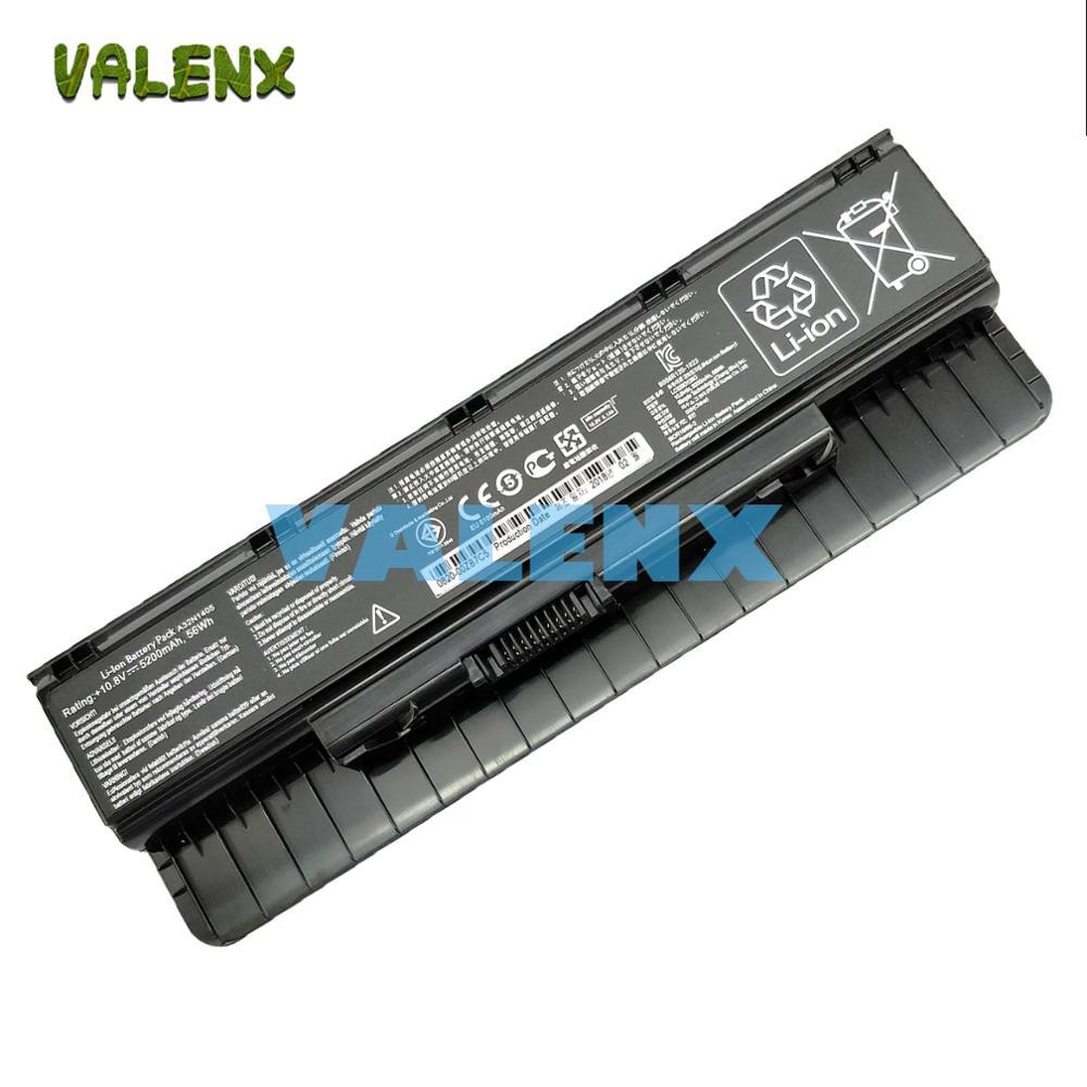 10.8 v 56WH Nouvelle batterie d'ordinateur portable A32N1405 Pour Asus G551 G551J G551JK G551JM G771 G771J G771JK N551J N551JW