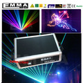 3000mw 3w ilda rgb laser sd and animation programmable laser projector /club lighting/laser lighting display/rgb Lazer Disco