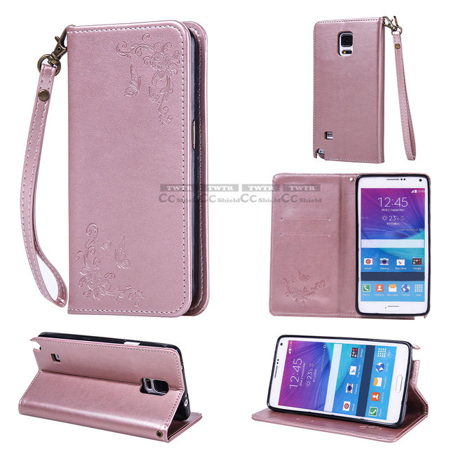 Flip Case for Samsung Note4 Note 4 N910C N910U SM N910F SM-N910F Case Phone Leather Cover for Samsung N910V N910T SM-N910T N910S