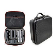 Carry Case Storage Bag Box for DJI Mavic Air Drone Body 3 Batteries Controller Accessories Waterproof Handbag PU EVA Hard Case
