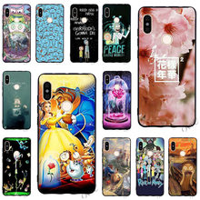 Fashion Rick Morty BTS Beauty And The Beast Phone Cover for Xiaomi Redmi Note 5 Pro Case 4A 5 Plus 5A Prime 4X 6A 6 Cases Skin(China)