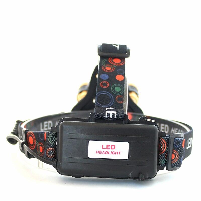 Z40 IR senzor LED prednja svjetla prednjih svjetala Glava svjetiljke - Prijenosna rasvjeta - Foto 5