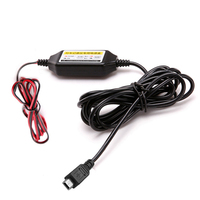 MINI USB 12V To 5V Driving Recorder Buck Line Hidden Line DC DC Car Power Converter