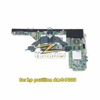 630713-001 for HP Pavilion DM4 DM4-1000 laptop motherboard HM55  HD6370 DDR3