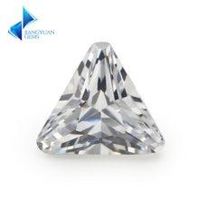 Размер 5*5 ~ 8*8 мм треугольная форма из скошенного кубического