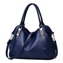 Brand Women Shoulder Totes Bag Famous Designer Casual Crossbody Bag Female Soft PU Leather Handbags Bolsa Feminina