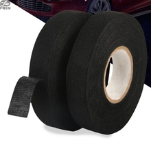 19mm x 15M Car Heat-resistant Harness Tape Looms Harness Cloth Protection For Suzuki