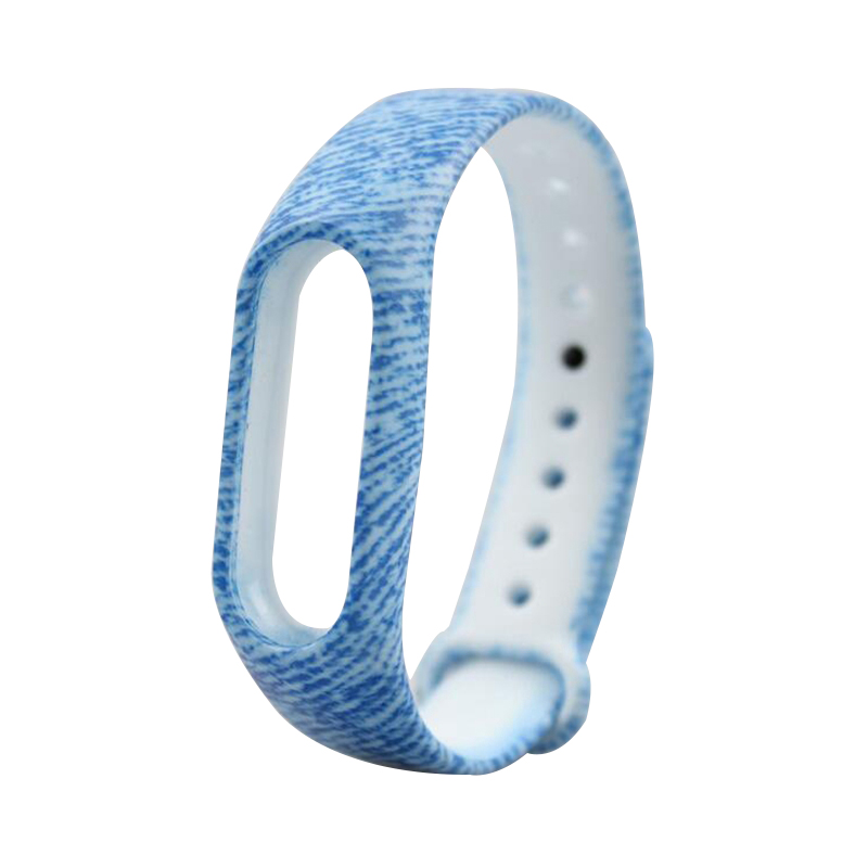 HANGRUI Colorful Xiaomi Mi Band 2 Wristband Miband 2 Strap Bracelet Strap Replacement Smart Band Accessories For Mi Band 2 Band 18