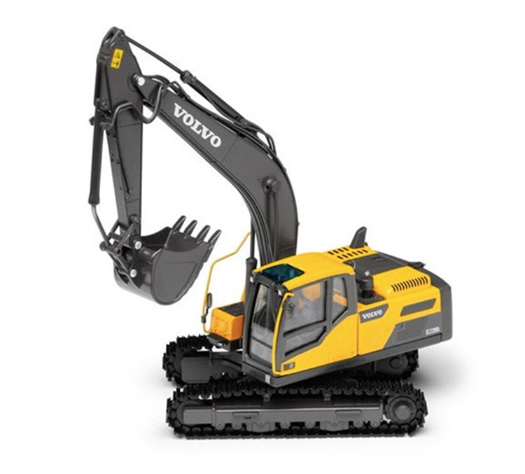 Collectible Alloy Model Gift 1:50 Scale VOLVO  EC220D Hydraulic Excavator Engineering Machinery Diecast Toy Model For DecorationCollectible Alloy Model Gift 1:50 Scale VOLVO  EC220D Hydraulic Excavator Engineering Machinery Diecast Toy Model For Decoration