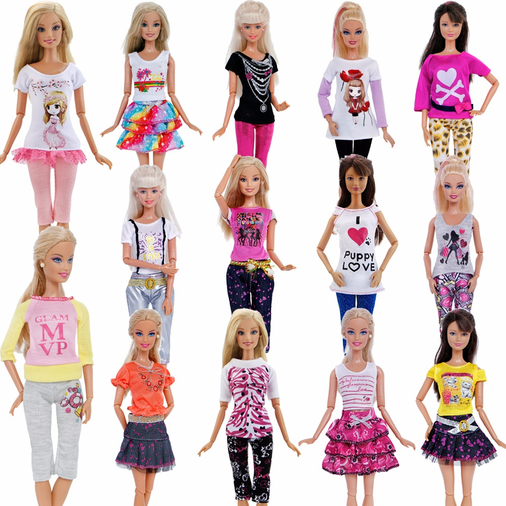 Beautiful DollSuit Handmade Party Clothes For  Noble Doll Best Gift NT