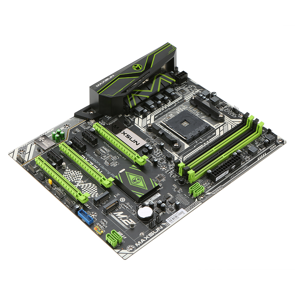 For Bitcoin Maxsun Ms B350fx Gaming Pro Amd B350 Am4 Socket Messages Friends Images Diagram Of A Motherboard With Labels Mainboard System Board Sata Iii Ddr4 Led Light In Motherboards From
