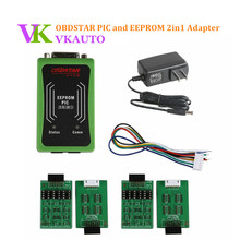 New PIC and EEPROM 2 in 1 Adapter for OBDSTAR X100 Pro Auto Key Programmer Free
