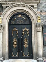 iron front doors houston wrought iron door installation