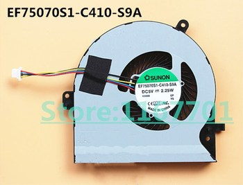 New Original Laptop/Notebook CPU Cooling Fan For Asus Sunon EF75070S1-C410-S9A DC5V 4pin