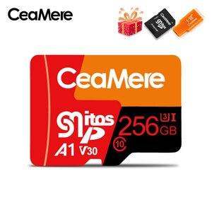 Image 2 - Micro SD карта памяти CeaMere, класс 10, 16 ГБ, 32 ГБ, 64 ГБ, 128 ГБ, 256 ГБ