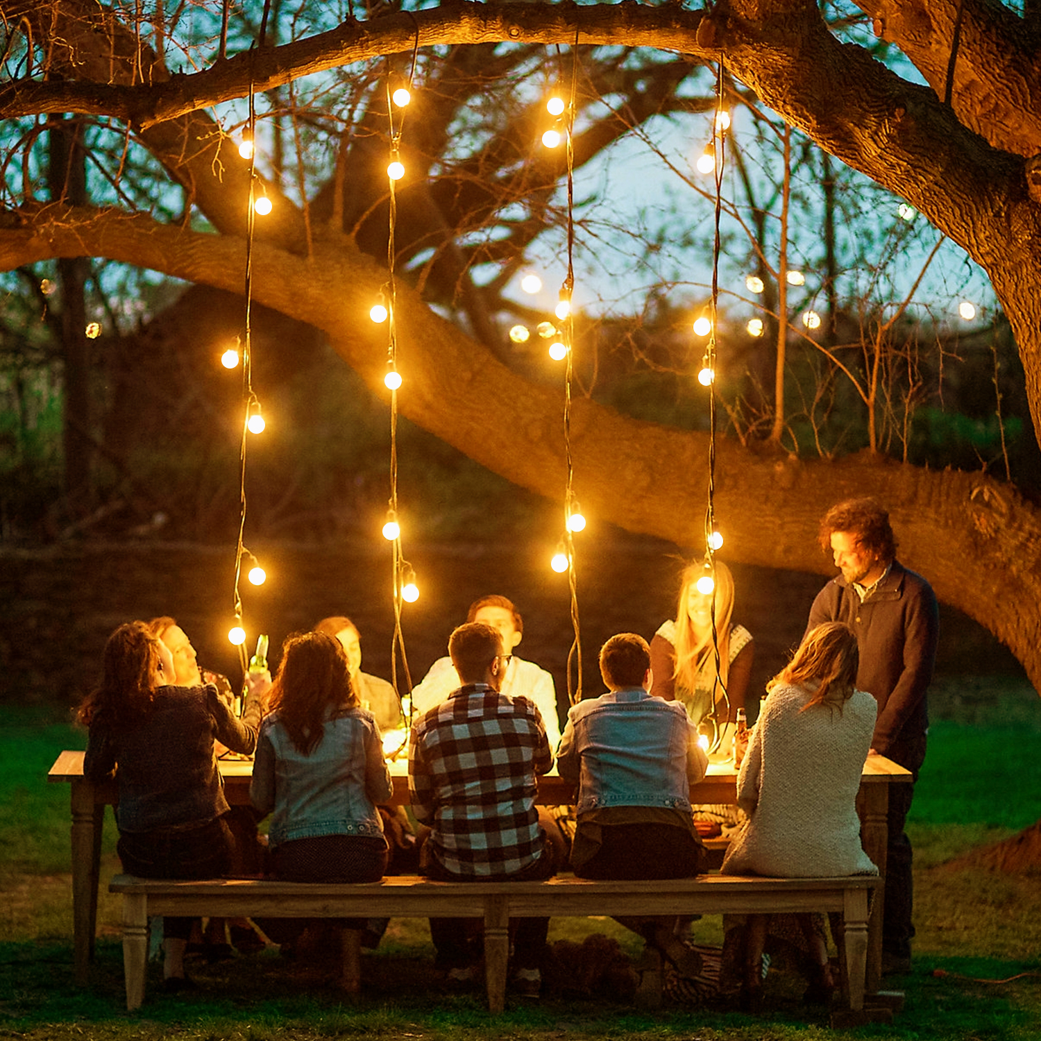 ACCEWIT String Lights With 28 Globe Bulbs Backyard Party Lighting In  Lighting Strings From Lights U0026 Lighting On Aliexpress.com   Alibaba Group