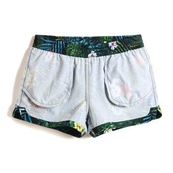 Gailang Brand Women Shorts Board Boxer Trunks Shorts Woman Swimwear Swimsuits Boardshorts Casual Quick Drying Shorts Gay 4