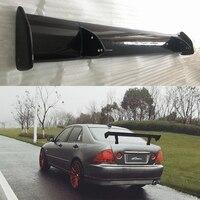 Углеродного волокна задний багажник загрузки утка спойлер лобового стекла крыло для Lexus IS IS250 IS300 IS350 1999 2013 GT укладки