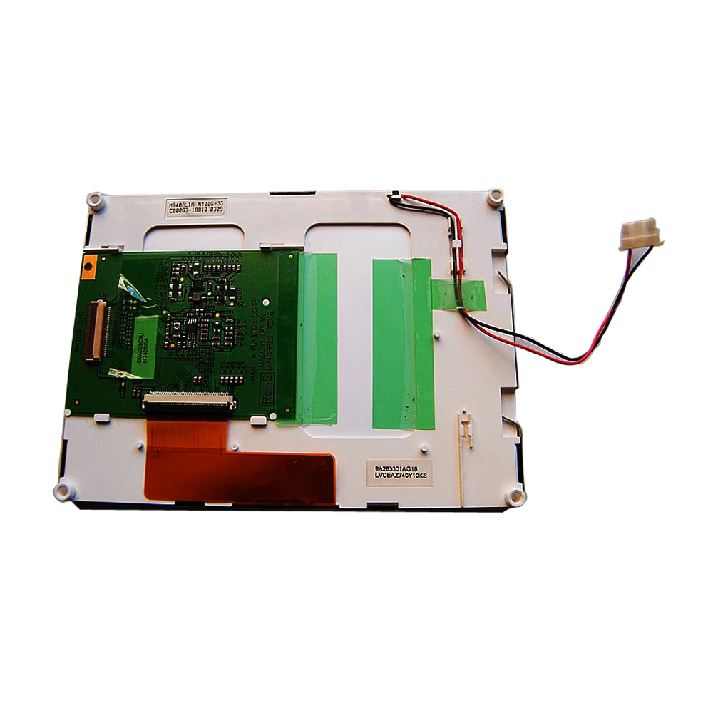 Здесь продается  NEW M740AL1A LVCEAZ740Y10KS HMI PLC LCD monitor Liquid Crystal Display  Компьютер & сеть