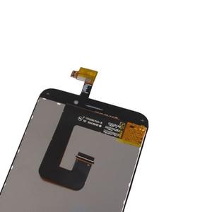 Image 4 - 100% nowy dla UMI plus wyświetlacz LCD telefon ekran dotykowy telefon komponentów, dla UMI plus E ekran LCD wymiana naprawa części