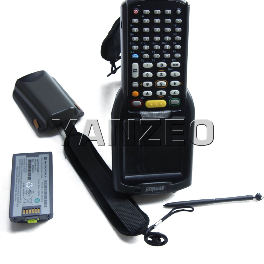 MC3090 MC3090-G MC3090-GU0PBCG00 For Symbol Motorola Handheld PDA Laser Wireless Barcode Scanner 4