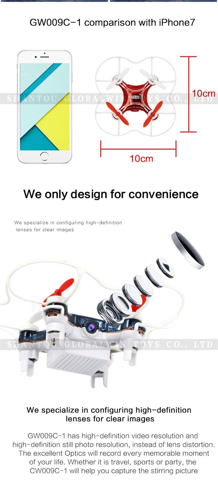 009C-1 MINI DRONE-3