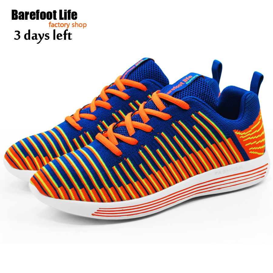 orange sneakers,new materail computer woven upper soft comtable shoes woman & man,athletic sport running walking shoes,sneakers